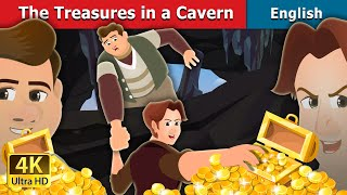The Treasures in a Cavern Story in English | Stories for Teenagers | English