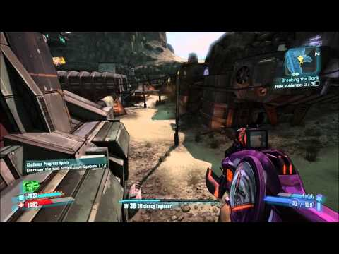 Borderlands 2 - Last Train To Nowhere - Lynchwood Challenge