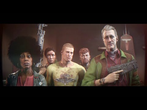 Wolfenstein 2: The New Colossus (PS4) - Final Fight & Ending (Fergus Route)