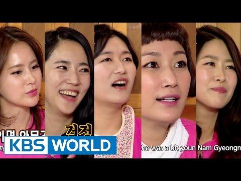 Happy Together - Kim Jiyeong, Pyeon Jungsu, Lee Hyewon & more! (2015.04.16)