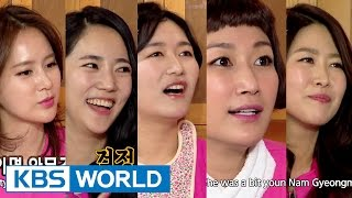 Happy Together - Kim Jiyeong, Pyeon Jungsu, Lee Hyewon & more! (2015.04.16)