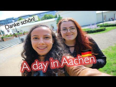 Exploring Aachen | TRAVEL VLOG