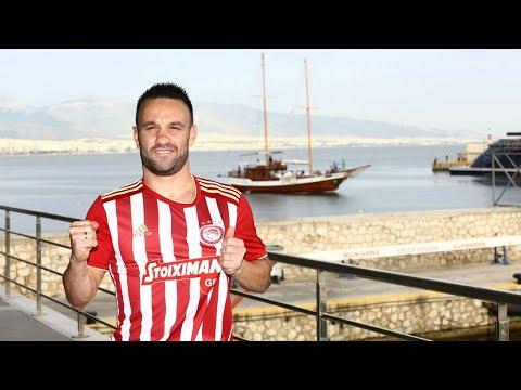 Η πρώτη μέρα του Βαλμπουενά στον Ολυμπιακό! / Valbuena's first day in Greece for Olympiacos FC!