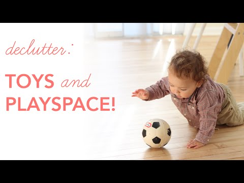 LoveParenting: Simplicity Parenting - Which Toys to Get Rid Of (Minimalistic Approach to Play!)