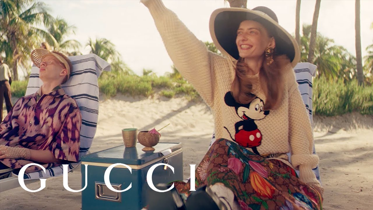 Gucci: The Gift Giving 2019 Campaign