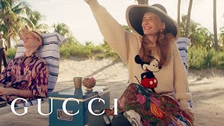 Gucci Getaway: The Gift Giving 2019 Campaign