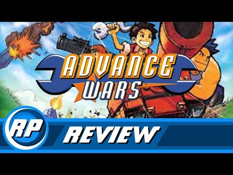 Advance Wars Review - GBA (Recommended Playing)