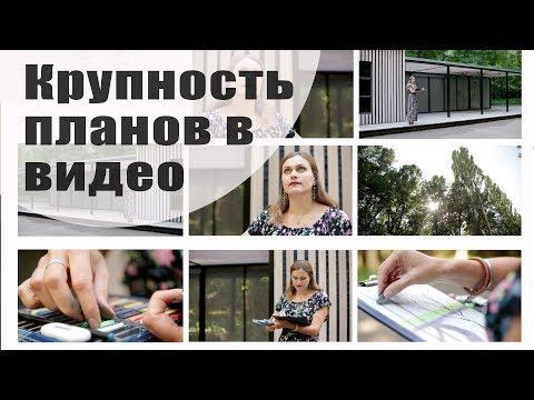 КРУПНОСТЬ ПЛАНОВ В