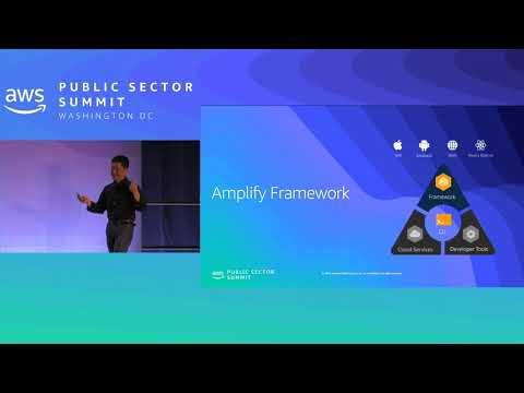 Take Mobile and Web Apps to the Next Level with AWS AppSync and AWS Amplify