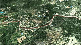 Mallorca167 - Huerzeler Bicycle Holidays. Recorrido virtual - Virtual route