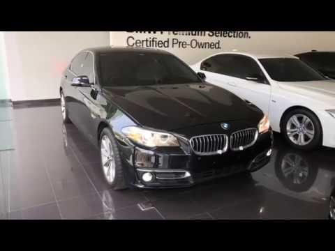 USED CAR UNIT TOUR: BMW 520i Luxury F10 LCI 2016. Km 45 Ribu!