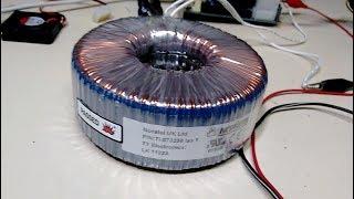 Sucata Eletrônica: Como calcular a corrente de um transformador desconhecido