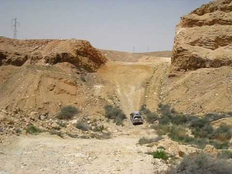 Vacation for the Negev - Yaniv