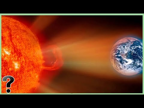 What If A Massive Solar Flare Hit Us?