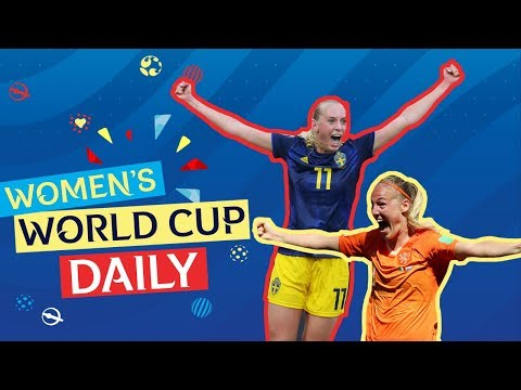 Netherlands vs. Sweden semifinals live stream: Watch World Cup live