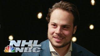 Toronto's Auston Matthews plays 'Pick Your Poison' with J.R. | NHL | NBC Sports