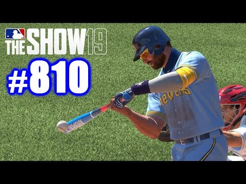 FIRST TIME THIS HAS EVER HAPPENED! | MLB The Show 19 | Road to the Show #810