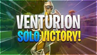 Venturion Skin 13 Kill Victory! | Fortnite: Battle Royale!