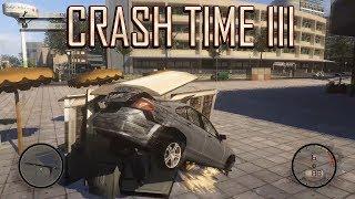 Crash Time III Highway Nights  - EPIC CRASH - PC Gameplay  [1080p.60fps]