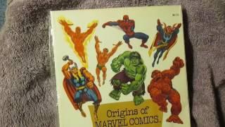 Origins of Marvel Comics - (1974)/(6.0) (1st Printing)