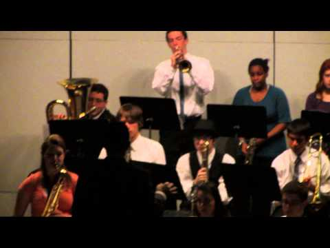'Moondance' with the Central Catholic High School Jazz Band