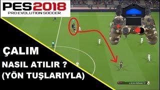 PES 2018 İYİ OYNAMA TAKTİKLERİ | GOL ATMA | DEFANS YAPMA | İYİ OYNAMA | PES 2018 ÇALIM
