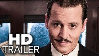 MORD IM ORIENT-EXPRESS | HD Trailer Deutsch German | Daisy Ridley & Johnny Depp
