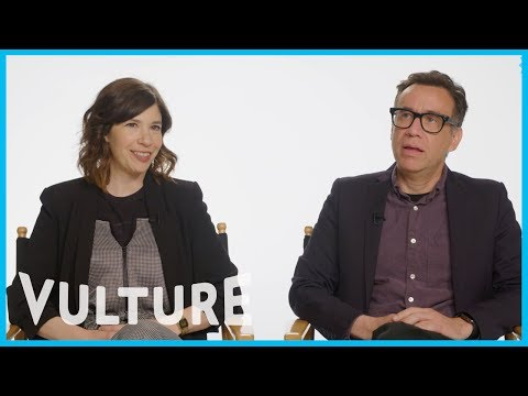 Carrie Brownstein Crashed at Fred Armisen's Apartment Long Before They Ever Met