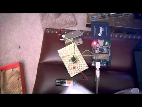NFC Electric Locking latch