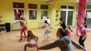 Zumba - Lil Rick Boom Boom Jump - Jana Z-Verka