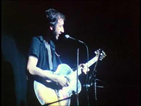 Pete Townshend - Pinball Wizard (Live Secret Policemans Ball 1979).avi