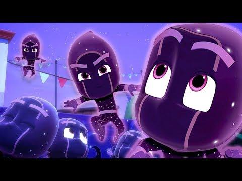 PJ Masks Deutsch Pyjamahelden ✨ Ninjalino-Special! ✨Cartoons für Kinder