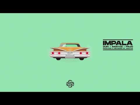Frijo – Impala (Letra) ft. Duki & Santoz