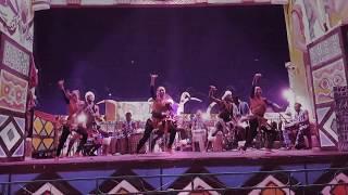 African Folk Dance | Folk Music | LIVE @GlobalVillage