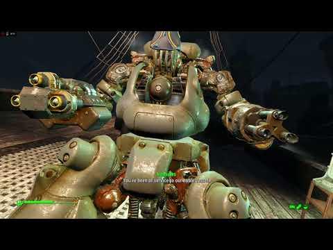 Kick Ass Gaming: Fallout 4 Episode 27 - Old Ironsides