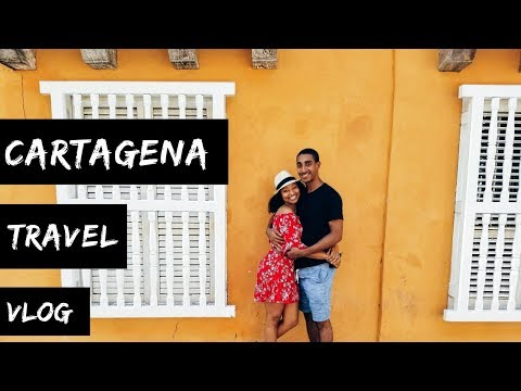 Colombian Adventures in Cartagena   Travel Vlog 🇨🇴 (Things To Do)