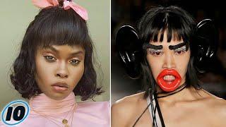 Black Model Refuses To Wear Mo…