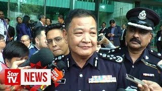 IGP: Action will be taken regardless of sex video mastermind's identity