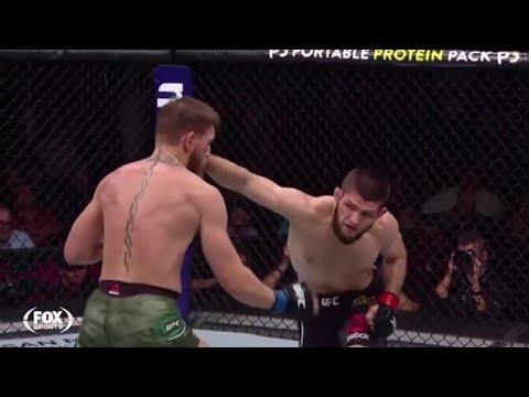 Conor McGregor Vs Khabib Nurmagomedov (UFC 229) - Highlights