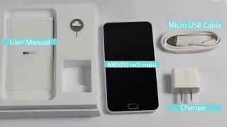 Meizu M2 Mini обзор от производителя