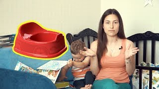 Как приучить ребенка к горшку - мой опыт | Советы от Карины Грек