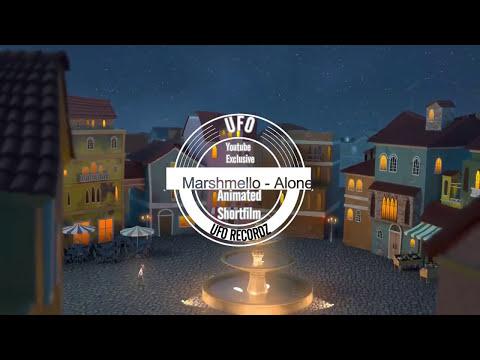 WapWon Mobi Marshmello Alone Unofficial Music Video HD