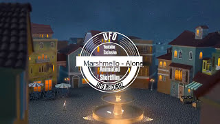 WapWon Mobi Marshmello Alone Unofficial Music Video HD