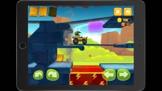 Игра Big Bang Racing геймплей (gameplay) HD качество