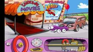 Putt-Putt Joins the Parade (Humongous Entertainment) (1992) [HD]