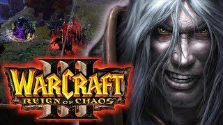 eXtra klasyka ⚔️ Warcraft III ⚔️ Kampania Nieumarłych - OSTRZE MROZU JEST GŁODNE - Na żywo