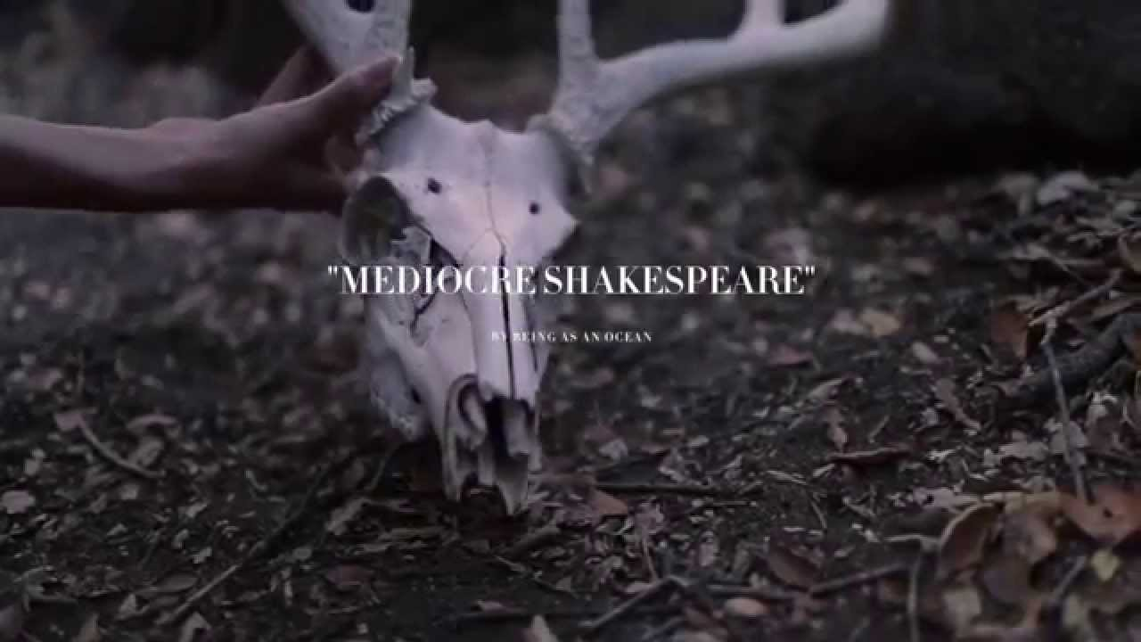 Being As An Ocean - Mediocre Shakespeare (Official Music ...