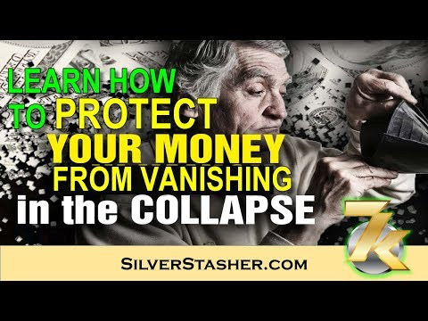 MUST WATCH: Why it's CRITICAL to BUY SILVER to PROTECT Yourself and Family