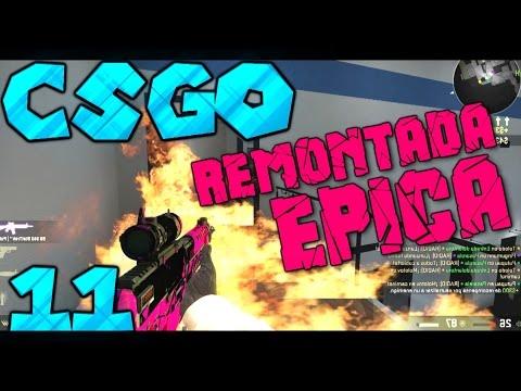 CSGO #11   COMPETITIVO AGENCY   NADA ES IMPOSIBLE Gameplay Español