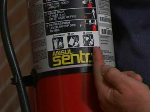 Sentry Dry Chemical.wmv